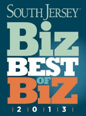 South Jersey Best of Biz 2013