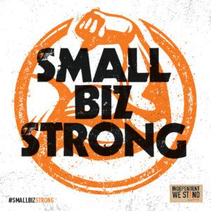#SmallBizStrong