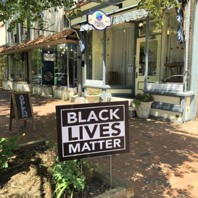 Black Lives Matter - Burlington, NJ