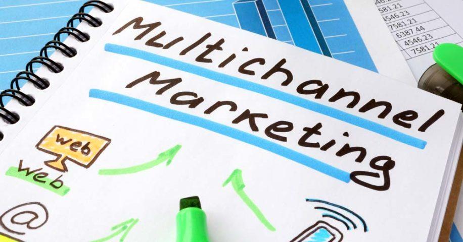 Multi-channel Marketing Combining Print & Digital