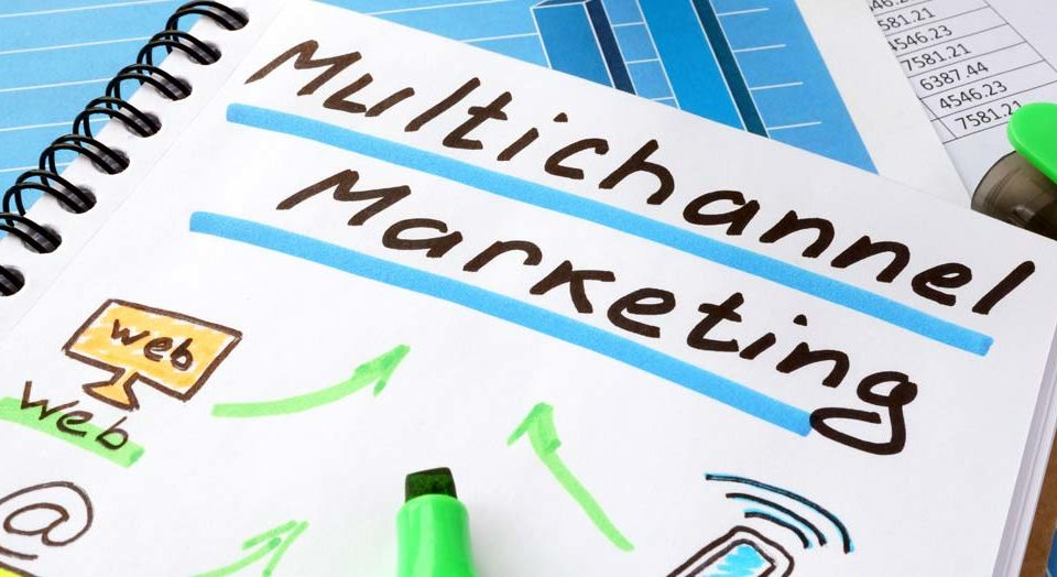 Multi-channel Marketing Combining Print & Digital
